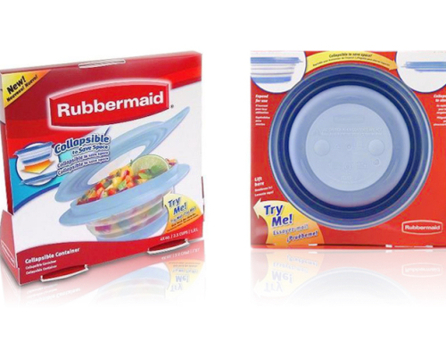Rubbermaid® Food Storage Packaging