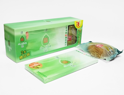 Sensa Cools® Food Packaging