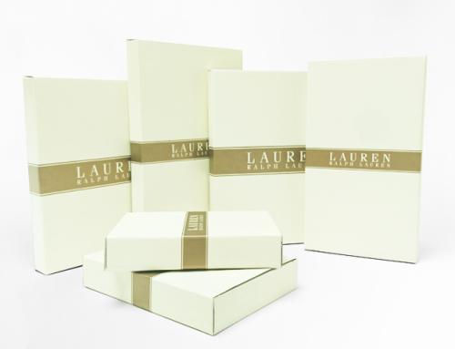 Ralph Lauren® 相架用包裝坑盒