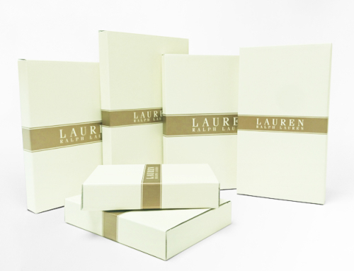 Ralph Lauren® Photo Frame Packaging Box